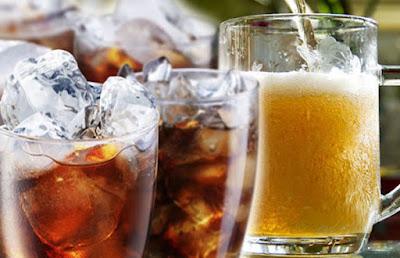 Jangan Berbuka Puasa Dengan Minuman Bersoda