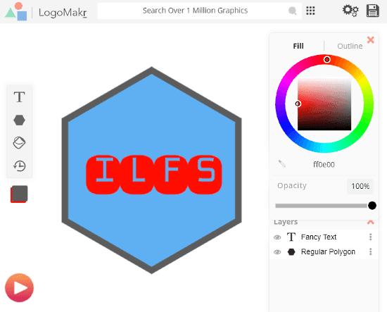 situs web untuk membuat logo hipster secara online dan gratis Cara membuat logo hipster secara online