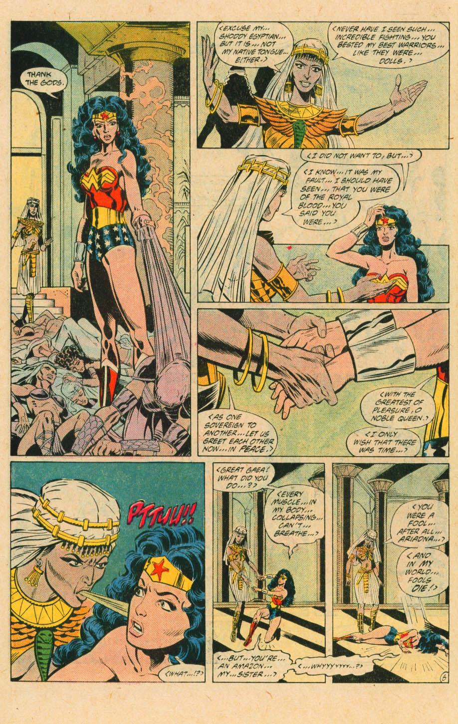 Read online Wonder Woman (1987) comic -  Issue #30 - 8