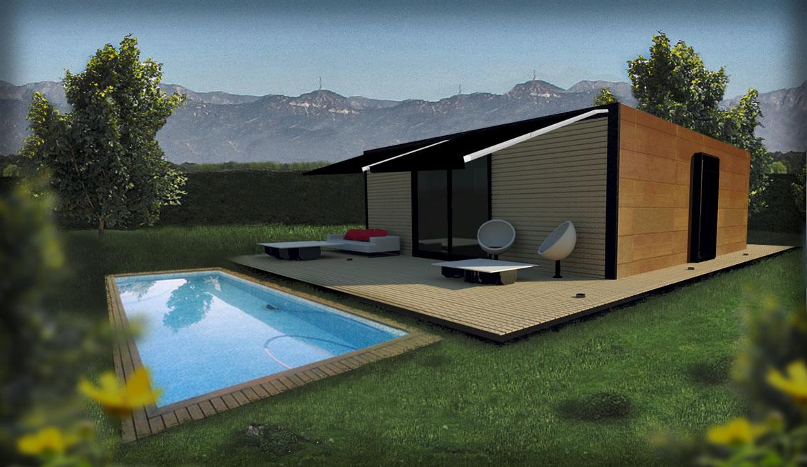 Futuria home viviendas modulares arquitectura y dise o - Viviendas modulares diseno ...