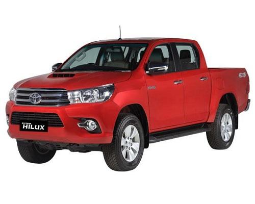 Hilux 2.5 E 4X4 M/T Double Cabin