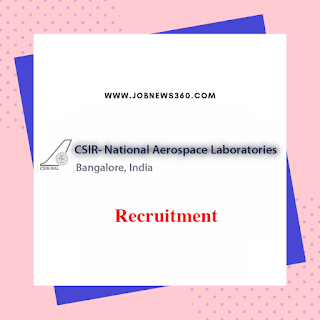 NAL Recruitment 2019 for Consultant post (Salary: Rs.70,000)