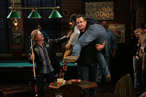 Rules of Engagement - Season 2 Episode 06: Old School Jeff
