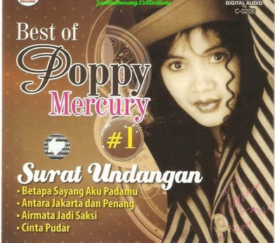 Lagu Poppy Mercury Full Album Lengkap