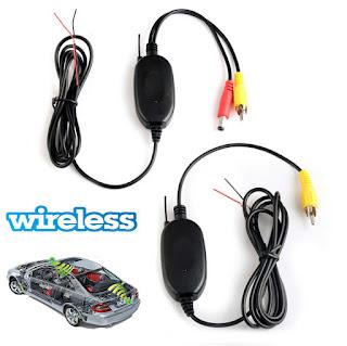 trasmettitore wireless telecamera