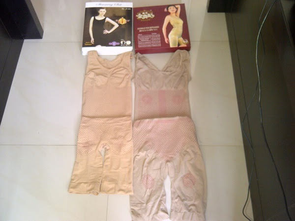 Monalisa Slimming Suit Infra Red