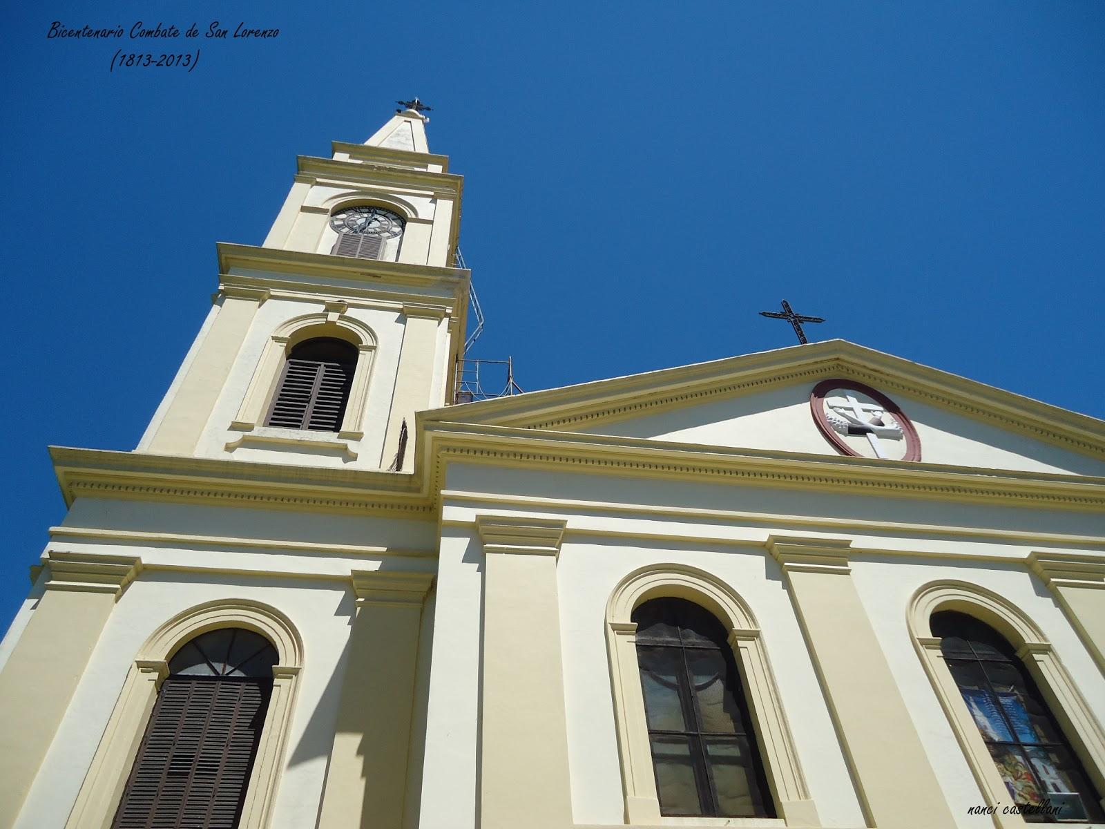 San Lorenzo Santa Fe - San Carlos Borromeo