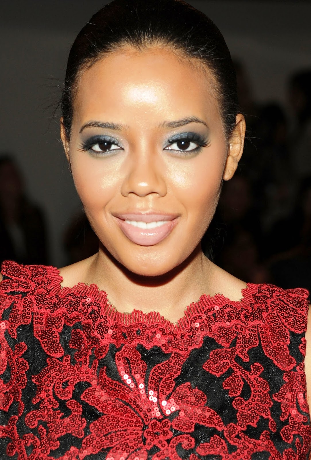 Russell Simmons Ii >> Angela Simmons