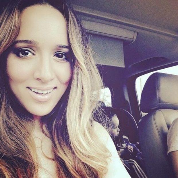 Η Καλομοίρα πόσταρε την πρώτη φωτογραφία της κόρης της