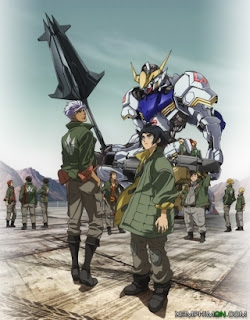 Những Chiến Binh Gundam: Trận Chiến Huyết Kim
