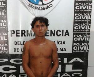 Arrombador de estabelecimento comercial é preso por policiais militares do 16º batalhão em Belágua
