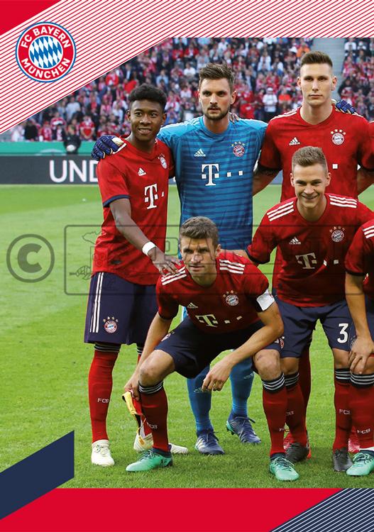 Rafinha Sticker 50 Panini FC Bayern München 2018//19