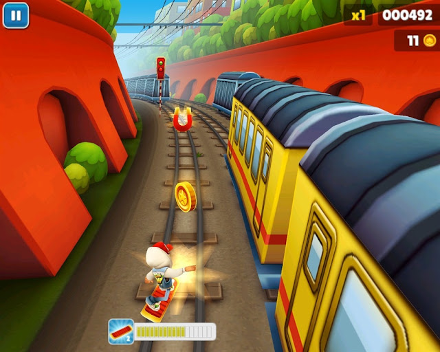 Subway Surfers Game Free Download Photo
