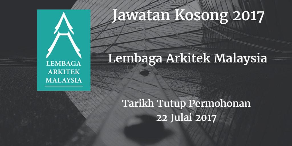 Jawatan Kosong LAM 22 Julai 2017