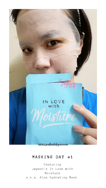 [Monthly Project] #25 7-Day Sheet Mask Challenge (feat. Jayeon)