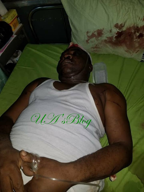Photos: How Enugu Traditional Ruler Was Beaten To Death By His Subjects