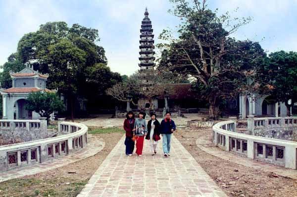 Chùa Phổ Minh - Nam Định