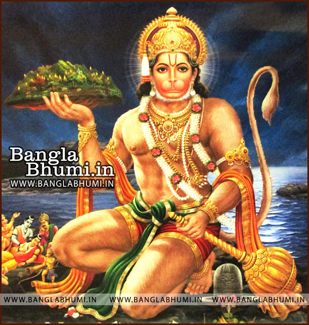 Shree shree lord Hanuman HD poster - Jari Shri Hanuman HD Wallpaper