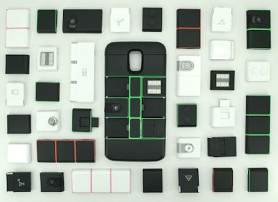 modular smartphone concept nexpaq