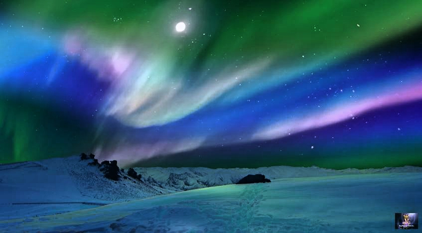 Northern Lights: A Journey to Love Aurora
