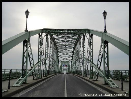 puente hungria eslovaquia