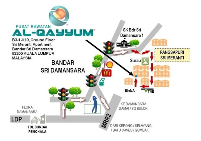 lokasi-pusat-rawatan-alqayyum