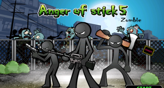 Anger of Stick 5 Mod  Apk For Android
