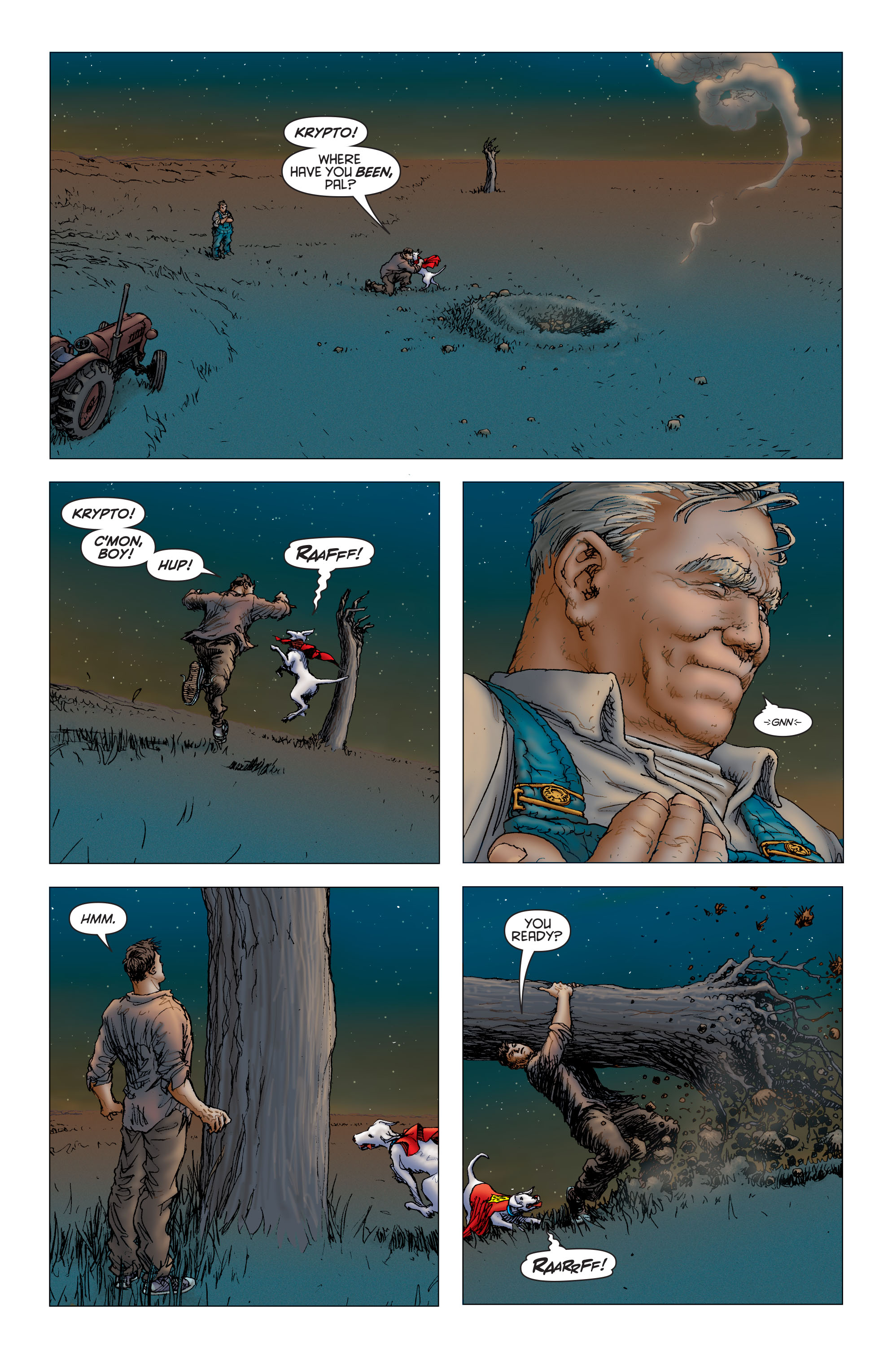 Read online All Star Superman comic -  Issue #6 - 4