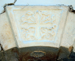 o ναός της Κοίμησης της Θεοτόκου στον Σύβρο της Λευκάδας