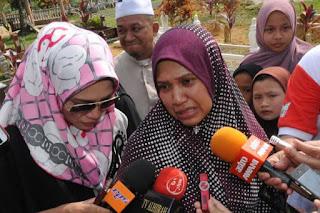 Ibu Allahyarham Thaqif Dipanggil Pihak Polis Untuk Ambil Keterangan