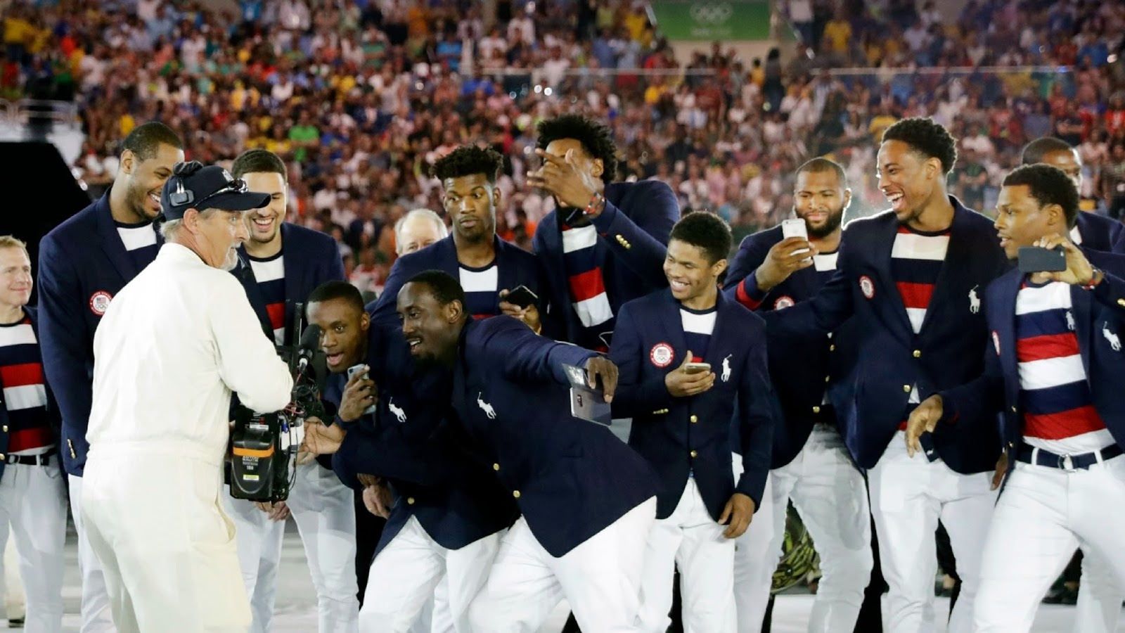 TEAM USA BASKETBALL 2016 RIO OLYMPICS 3