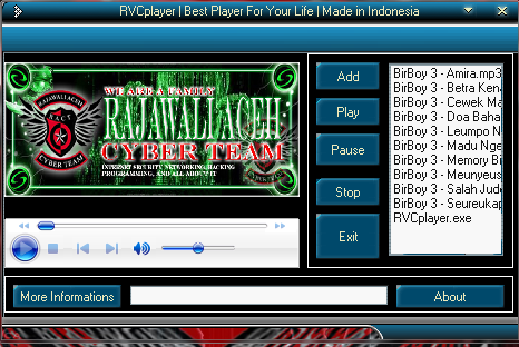 Source Code RVCplayer