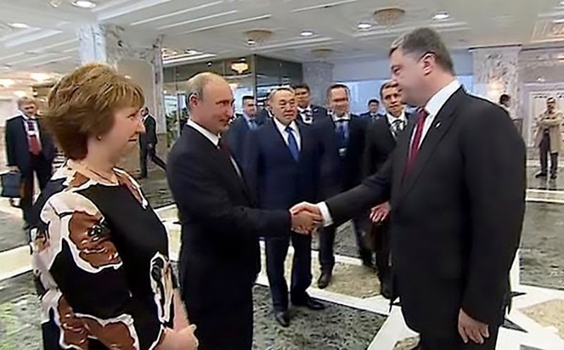High level negotiations in the format Ukraine - the EU - «Eurasian troika» (Russia, Kazakhstan, Belarus) took place in Minsk
