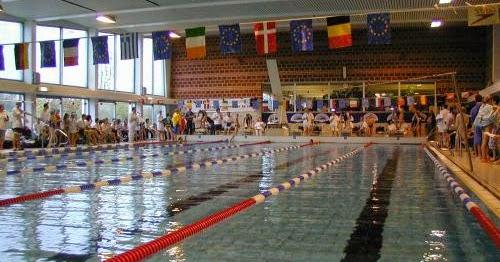 La piscine communale dEMBOURG  Lige