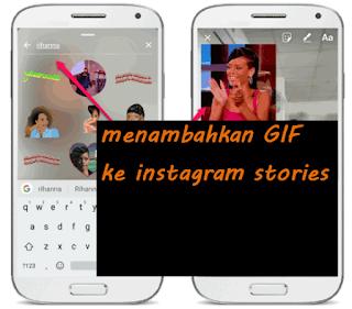Pada postingan kali ini kami ingin menunjukkan bagaimana cara menambahkan animasi GIF ke  Cara menambahkan GIF ke Instagram stories