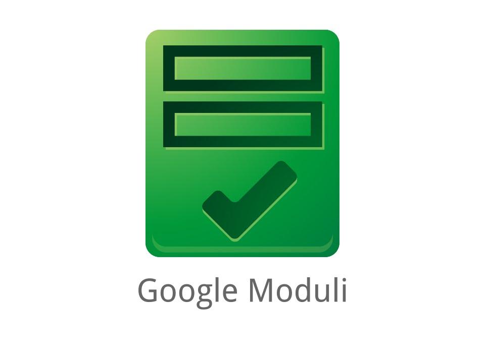 Risultati immagini per modulo google