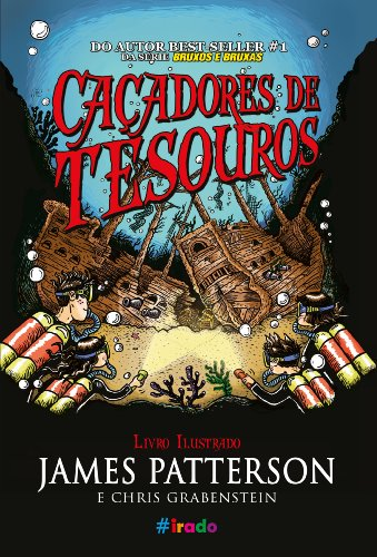 Caçadores de tesouros James Patterson