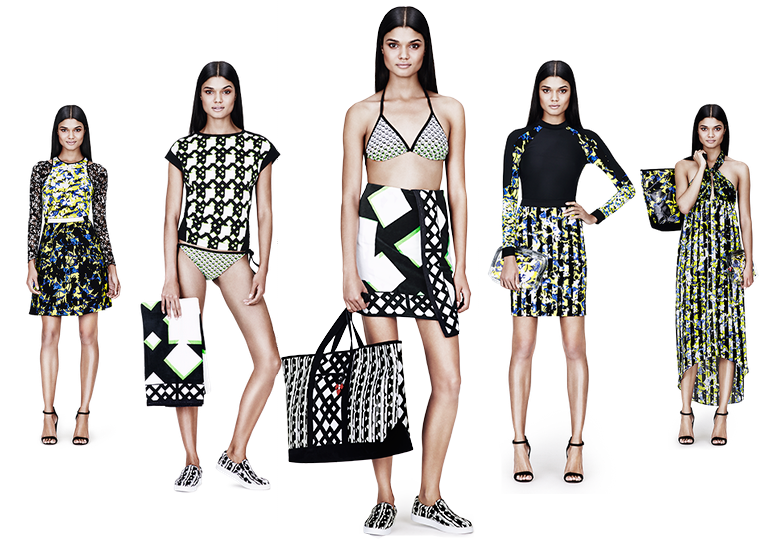Peter Pilotto for Target fashion collection