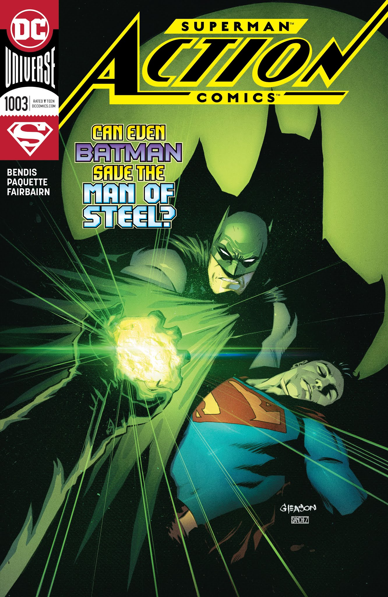 Action Comics (2016) 1003 Page 1