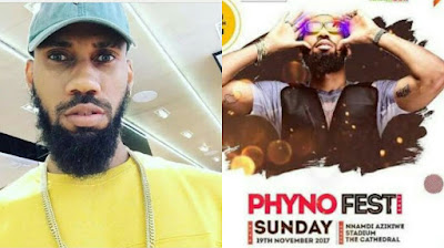 Photos of Phyno