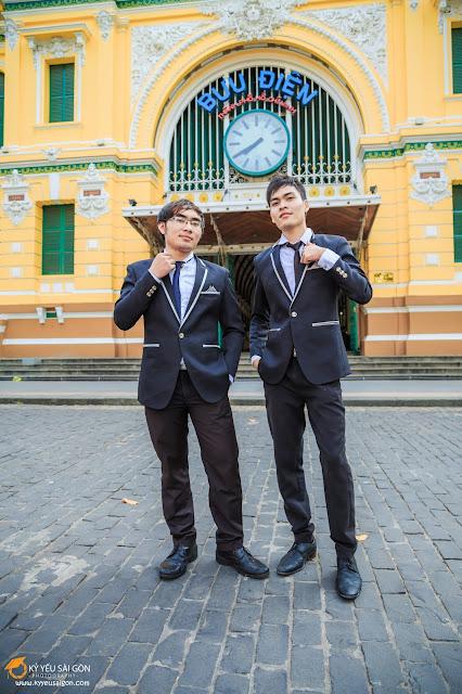 địa chỉ cho thuê áo vest nam ở Hồ Chí Minh