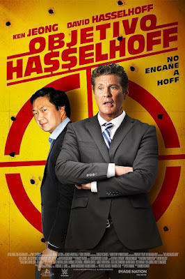 Killing Hasselhoff 2017 DVD R2 PAL Spanish