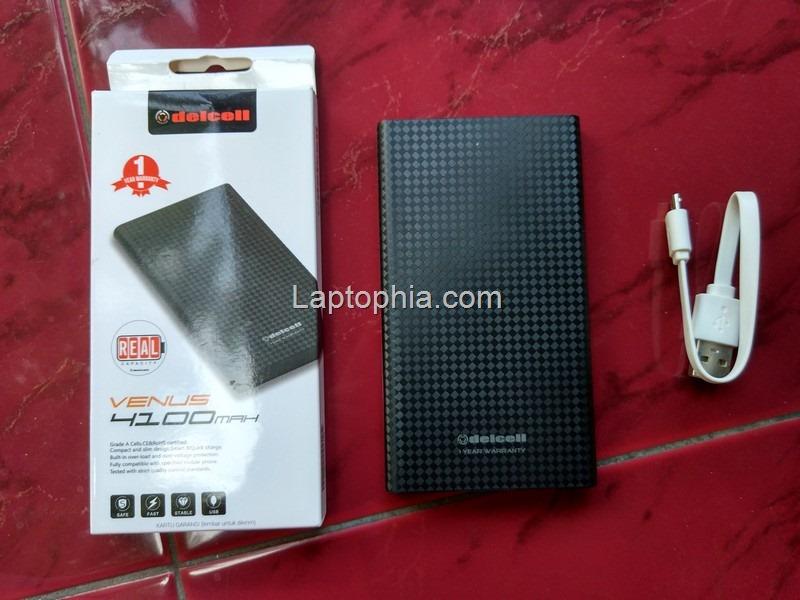Paket Pembelian Delcell Venus 4100mAh