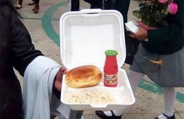Alcalde de Ecatepec apadrina generación y envía paquetes con frutsi, sopa fría y pan.