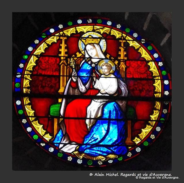 Notre-Dame de Vassivière, Auvergne
