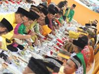 Khazanah dan Sejarah Terbentuknya Tradisi Robo-Robo di Kalimantan Barat