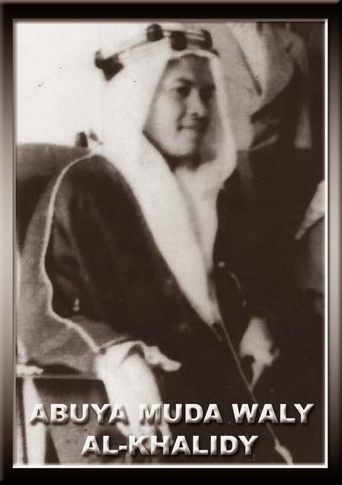 Syeikh Haji Muda Wali bin Syeikh H. Muhammad Salim, Asy-Syafil AI-Khalidi