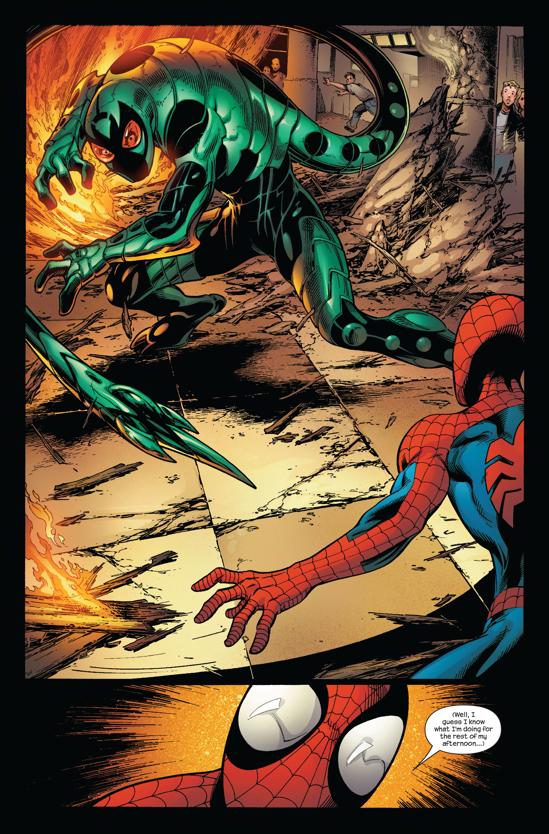 Read online Ultimate Spider-Man (2000) comic -  Issue #97 - 13