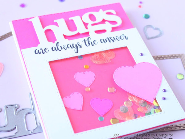 Hugs Are Always The Answer!