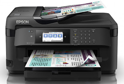 Epson Workforce WF-7710DWF Driver Download